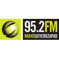 Logo of radio station Radio Sjeverozapad 95.2
