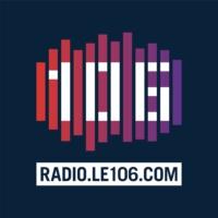 Logo of radio station LE 106 RADIO