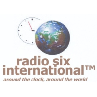 Logo of radio station Radio Six International