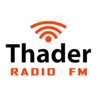 Logo of radio station Thader Radio FM