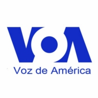 Logo of radio station Voz de América