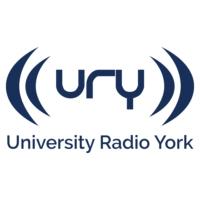 Logo de la radio University Radio York