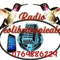 Logo of radio station Radio COLIBRITROPICALE