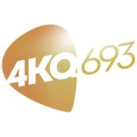 Logo de la radio 4KQ 693AM Brisbane