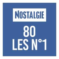 Logo de la radio Nostalgie 80 Les n1