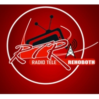 Logo of radio station raadio tele rehoboth