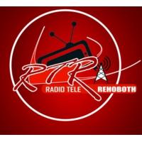 Logo of radio station raadio tele rehoboth