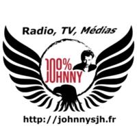 Logo of radio station 100% Johnny