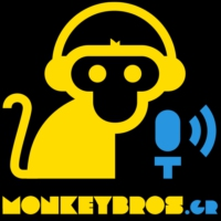 Logo of radio station Monkey Bros Radio