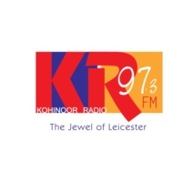 Logo of radio station KRFM 97.3