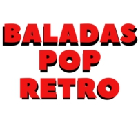 Logo of radio station Baladas Pop Retro