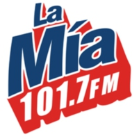 Logo of radio station XHHX La Mía 101.7 FM