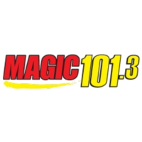 Logo de la radio WAGH Magic 101.3