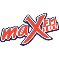 Logo of radio station XHCBR-FM Max101