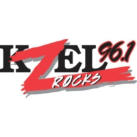 Logo of radio station KZEL 96.1