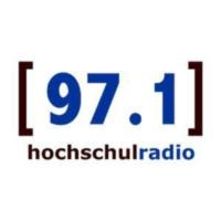 Logo of radio station Hochschulradio Düsseldorf