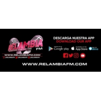 Logo de la radio Relambia FM