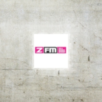 Logo of radio station ZFM 107.6 (Zoetermeer FM)