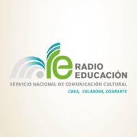 Logo of radio station Radio Educación
