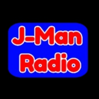 Logo of radio station J-Man Radio