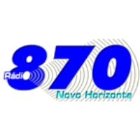 Logo of radio station Rádio 870 AM