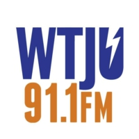 Logo of radio station WTJU 91.1 FM