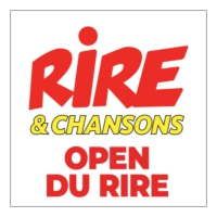 Logo of radio station Rire et Chansons Open du Rire