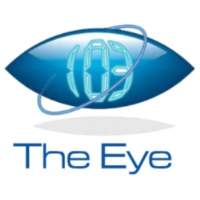 Logo of radio station 103 The Eye