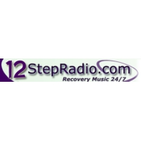 Logo of radio station 12 Step Radio