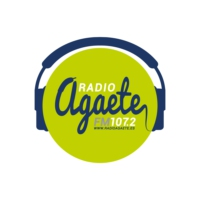 Logo of radio station Radio Agaete 107.2 FM