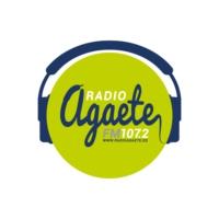 Logo de la radio Radio Agaete 107.2 FM