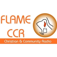 Logo of radio station Flame CCR