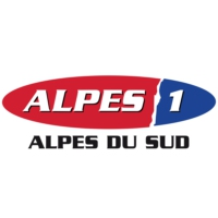 Logo of radio station Alpes 1 Alpes du Sud