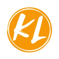 Logo of radio station KL
