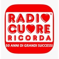 Logo of radio station Radio Cuore Ricorda