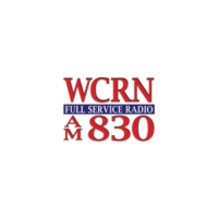 Logo of radio station WCRN AM 830