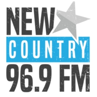 Logo of radio station CJXL-FM New Country 96.9