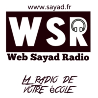 Logo of radio station WSR