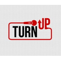 Logo of radio station Turn'Up Radio