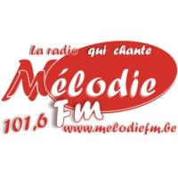 Logo of radio station Mélodie FM 101.6