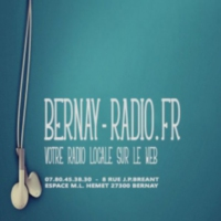 Logo of radio station Bernay Radio