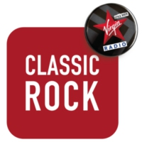 Logo de la radio Virgin Radio Classic Rock