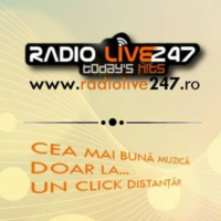 Logo of radio station Radio Live247