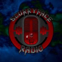 Logo of radio station SF RADIO