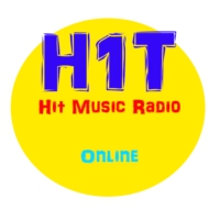 Logo of radio station H1T