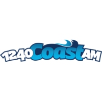Logo of radio station 1240 Coast AM
