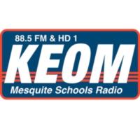 Logo de la radio KEOM 88.5 FM