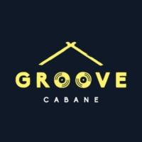 Logo of radio station GROOVE CABANE