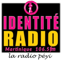 Logo of radio station Identité Radio Martinique