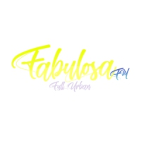 Logo of radio station Fabulosa FM